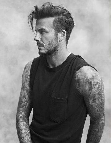 David Beckham x H&M loungewear collection