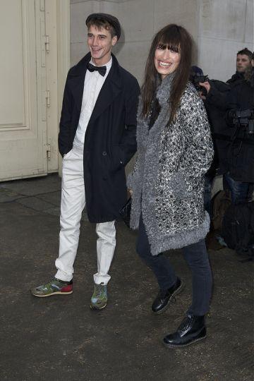 Paris Fashion Week Haute Couture Spring 2013 - Chanel - Outside Arrivals