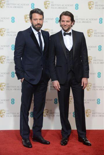 BAFTAs Pressroom / Winners