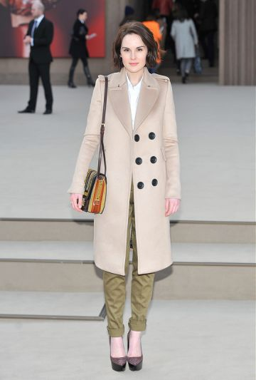 Burberry at London Fashion Week