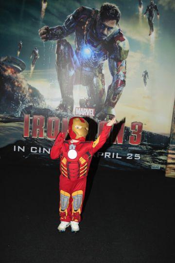 Iron Man 3 Premiere