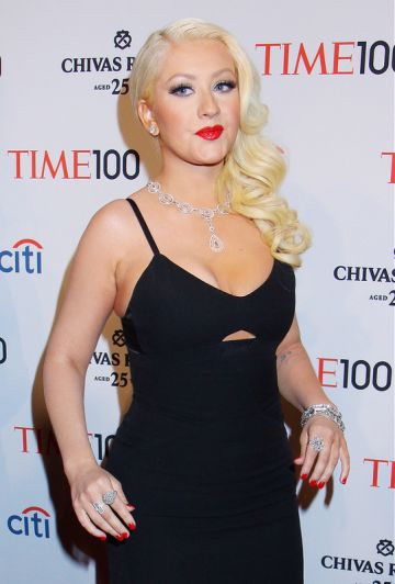 Time 100 Gala Red Carpet