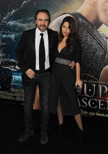 L.A. premiere of 'Jupiter Ascending'