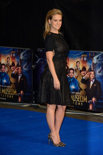 'Night at the Museum: Secret of the Tomb' - UK film premiere