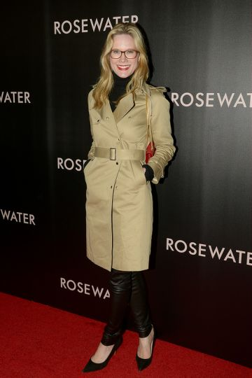 """New York Premiere of """"Rosewater"""""""