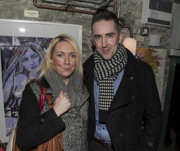 Kim Hurley 'That is why' exhibition launch