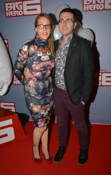 Irish Premiere of Big Hero 6