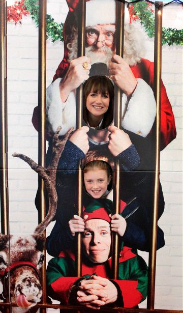 Irish Premiere screening of Get Santa