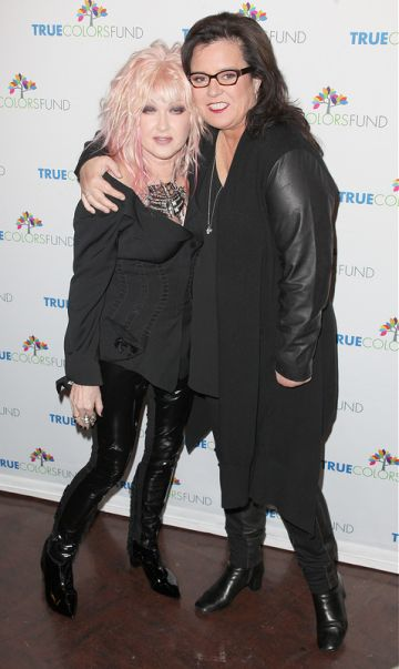4th Annual Cyndi Lauper & Friends: Home for the Holidays benefit concert