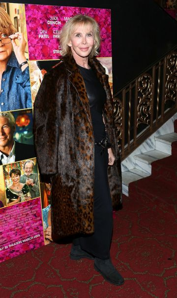 New York Premiere of 'The Second Best Exotic Marigold Hotel'