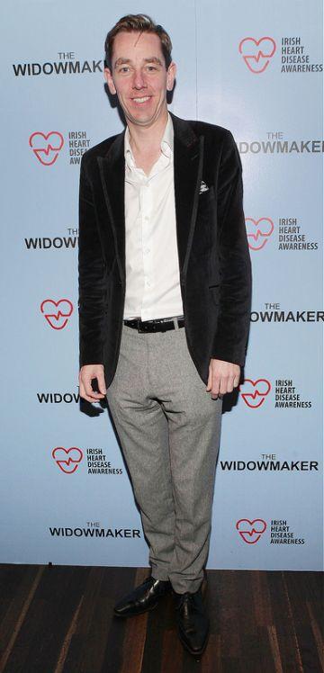 Irish premiere of The Widowmaker