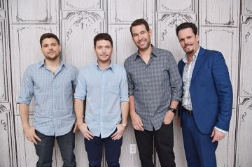 AOL BUILD Speaker Series: The Cast Of Film 'Entourage'