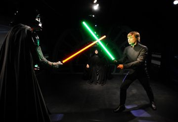 Star Wars At Madame Tussauds