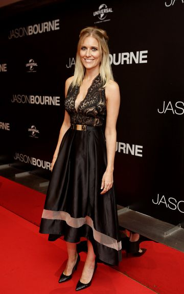 Jason Bourne Irish Premiere