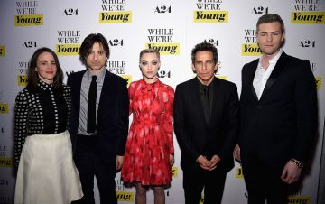 'While We're Young' New York Premiere