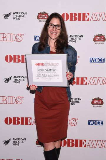 60th annual Obie awards