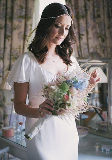 Jennifer Maguire and Lau Zamparelli's wedding