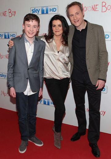 World Premiere of Moone Boy series 3 at the Royal Hospital Kilmainham