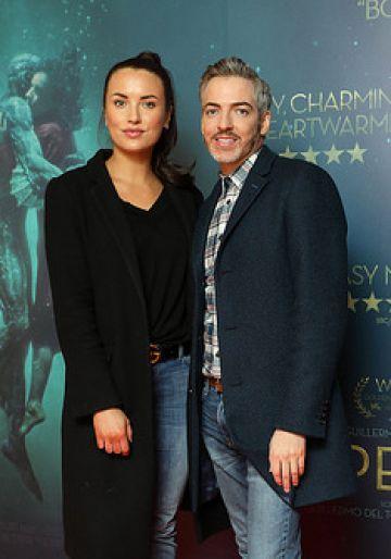 Irish Premiere of The Shape of Water