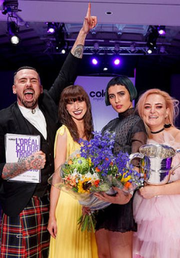 2018 L'Oréal Colour Trophy Grand Final
