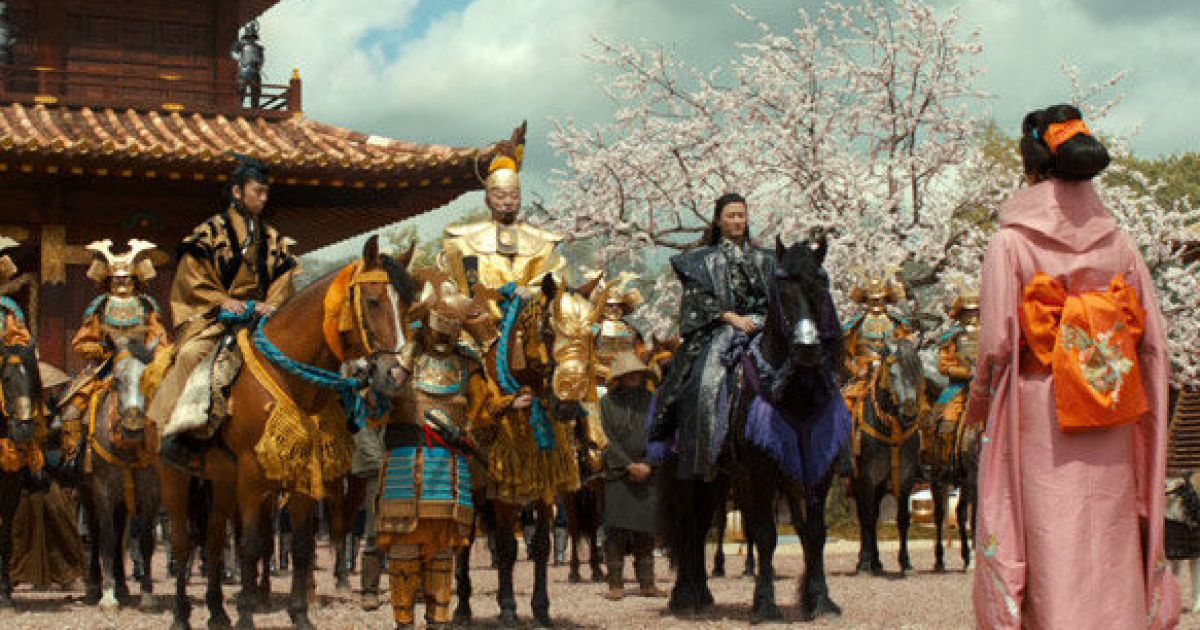 47 Ronin featurette: Costumes