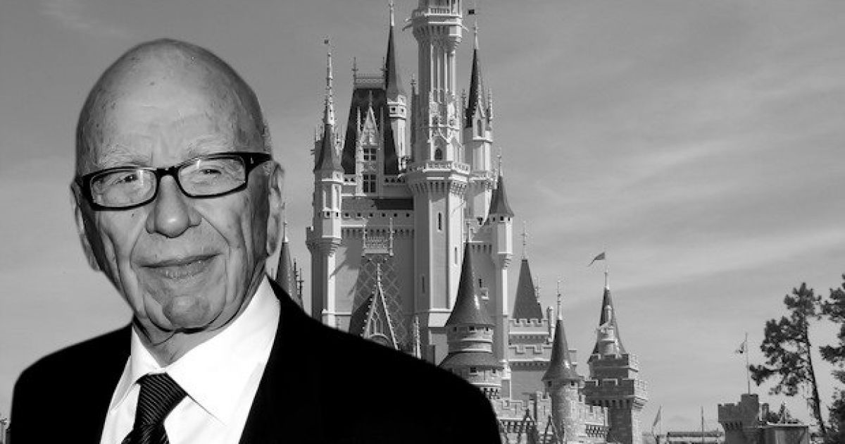 Comcast pulls out of bidding war for Fox, meaning Disney