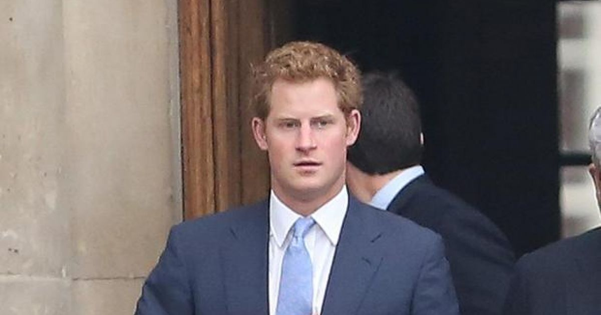 Are Prince Harry And Model Cara Delevingne Dating