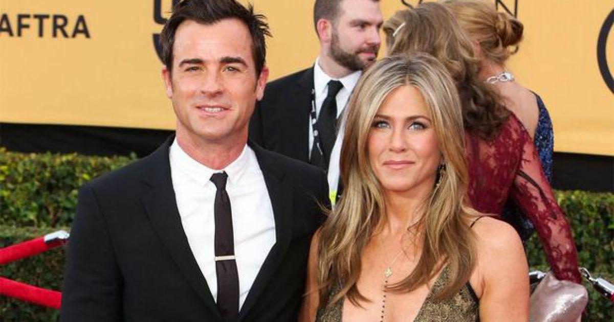 Jennifer Aniston's husband Justin Theroux has had his say on