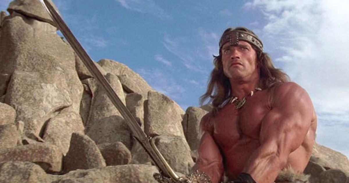 Image result for conan the barbarian 1982 movie images