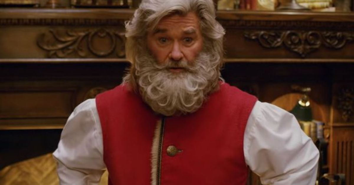 Christmas Chronicles Kate.Kurt Russell To Star As Santa In New Netflix Christmas Movie