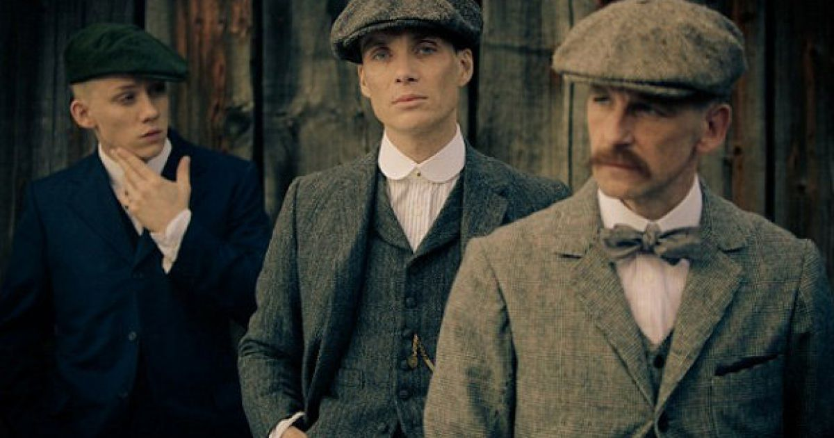 Cillian Murphy lived with gypsies to prepare for new drama