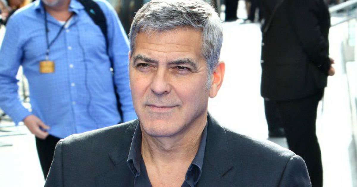 George Clooney is still banging on about visiting Ireland