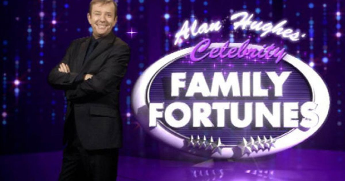 Alan Hughes' Celebrity Family Fortunes