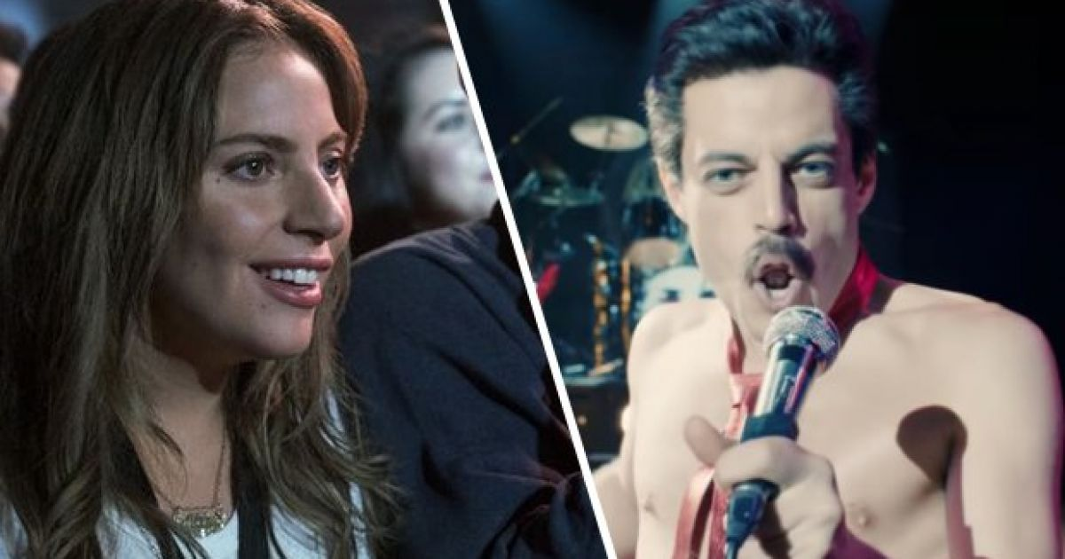 A Star Is Born' and 'Bohemian Rhapsody' won't compete for