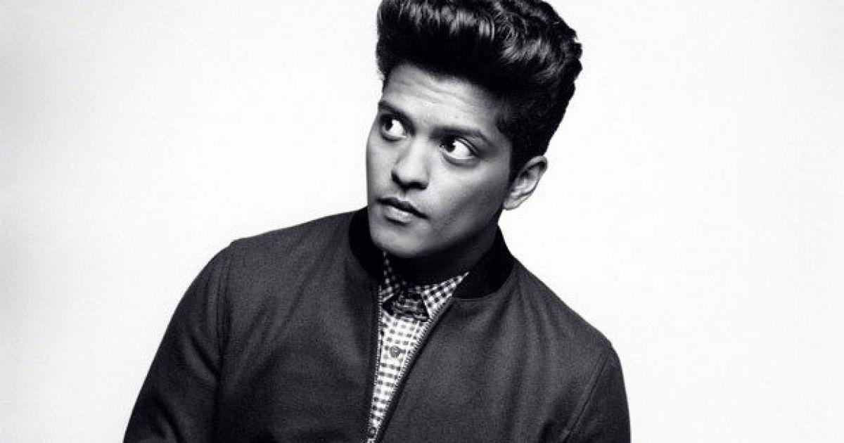 Listen Bruno Mars Goes Full 90s Love Ballad On New Song Versace The Floor