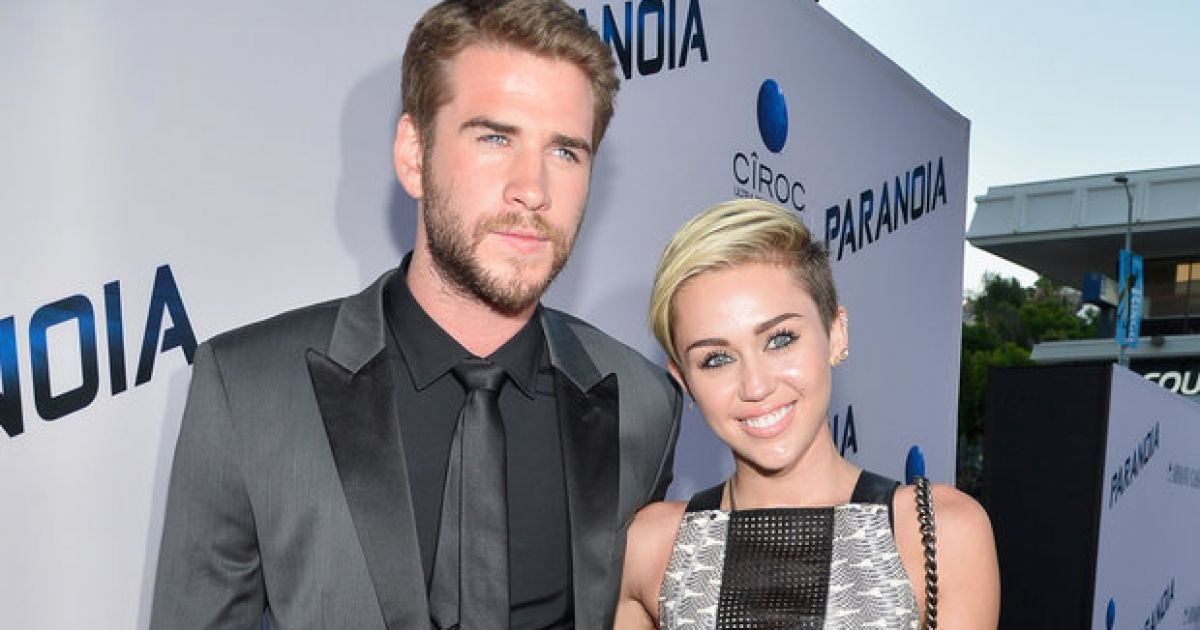 Last Song Wedding.Liam Hemsworth And Miley Cyrus Wedding Lead To A Surge In