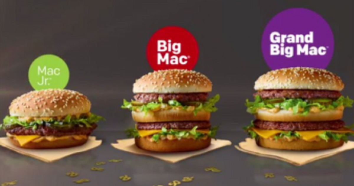 Pic Mcdonalds Are Bringing Out An Even Bigger Big Mac Behold The