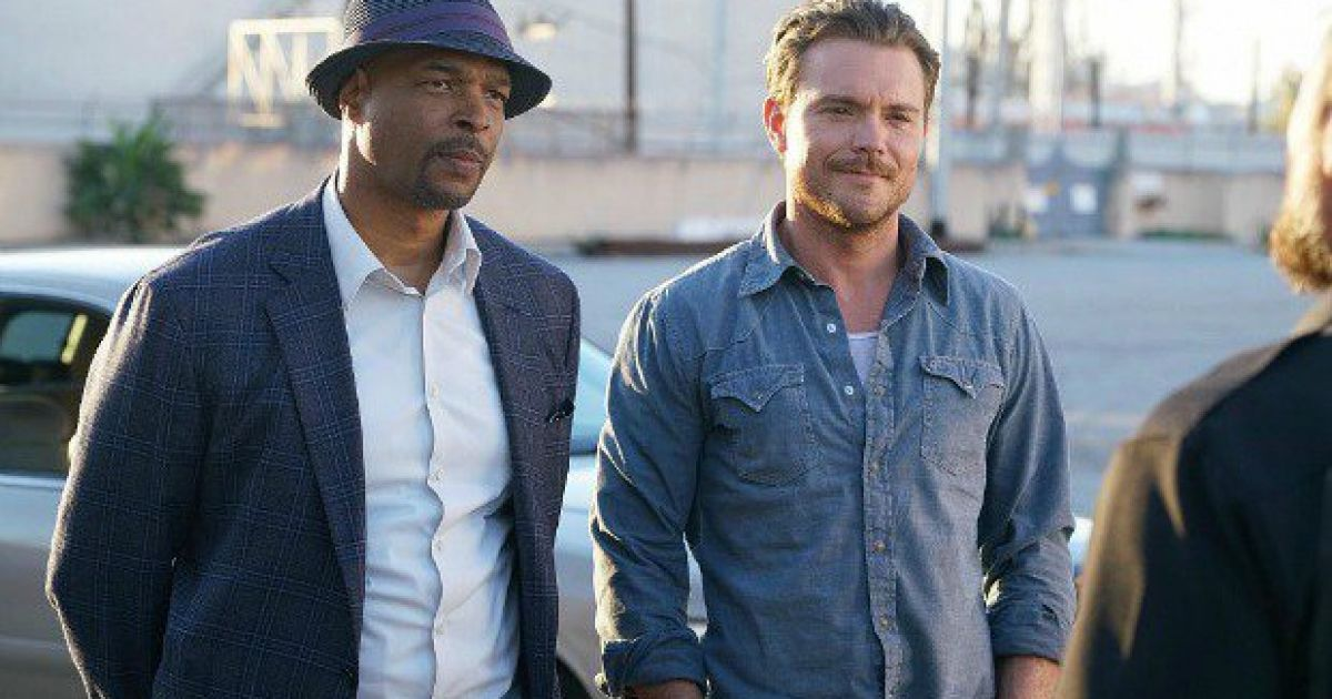 One of the stars of the Lethal Weapon TV series has been fired