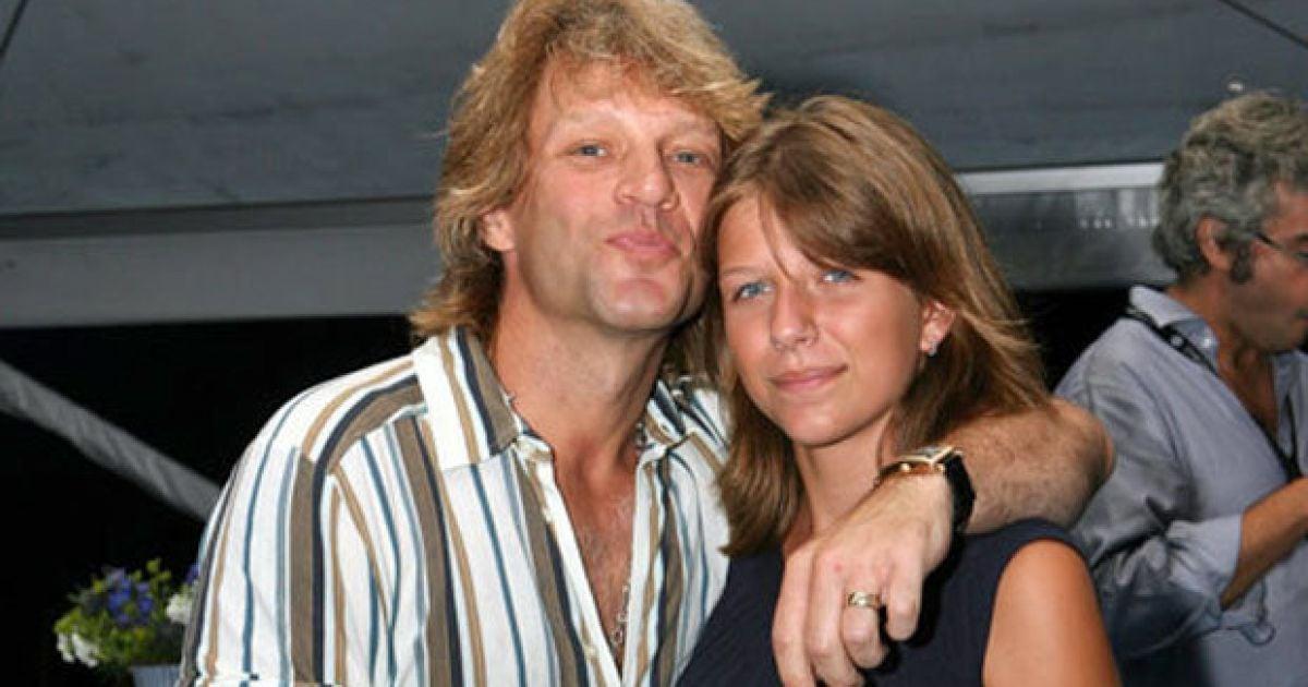 Jon Bon Jovi's daughter arrested after heroin overdose