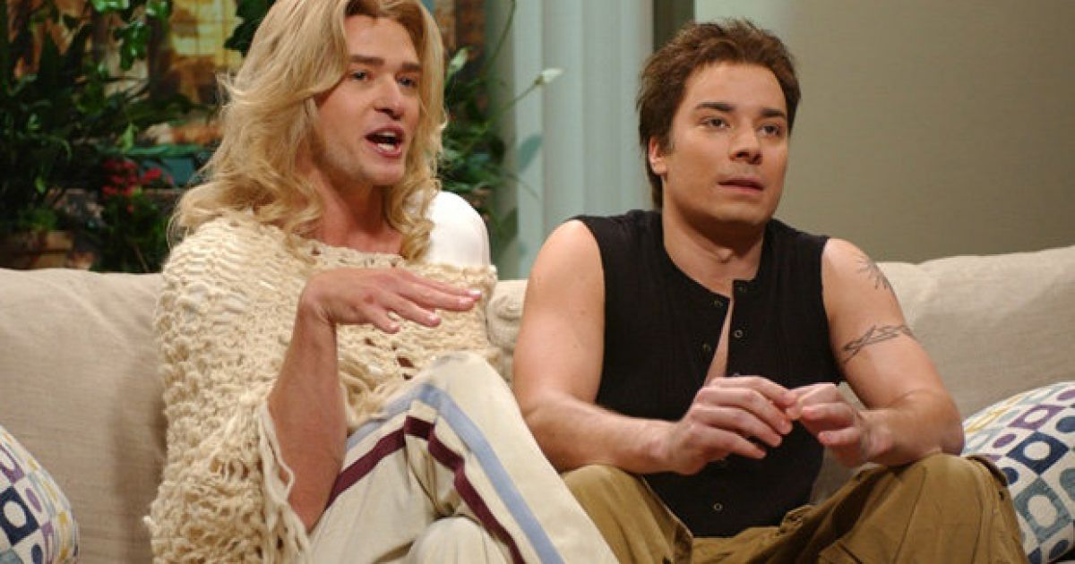 Justin Timberlake and Jimmy Fallon are planning a bit of a Christmas ...