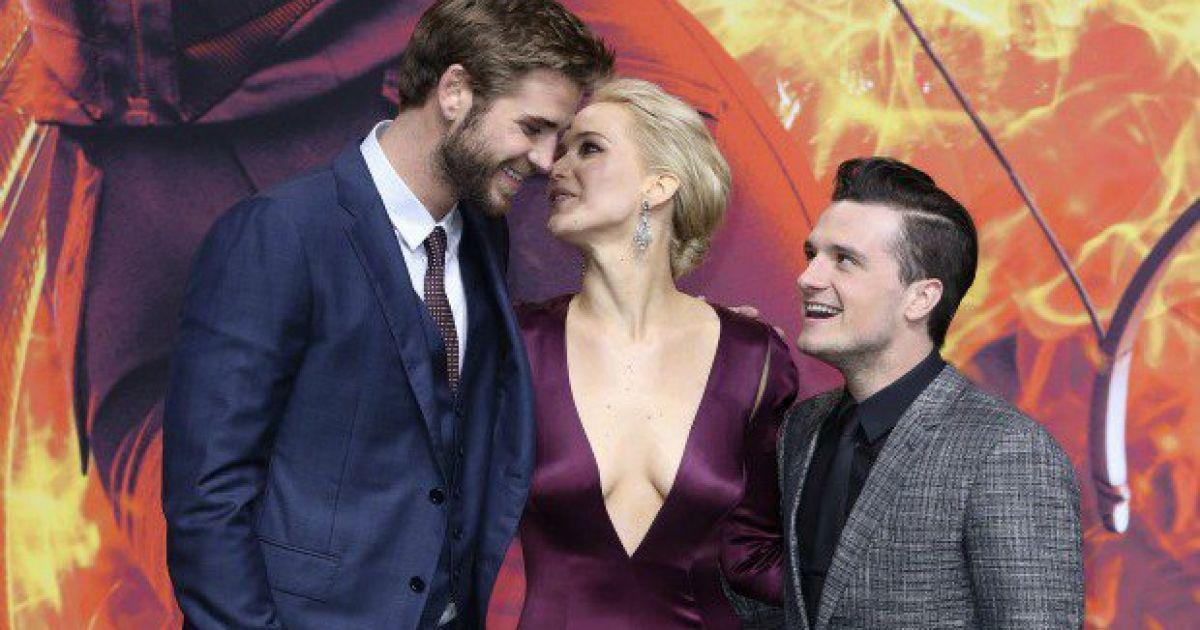 Liam Hemsworth Jennifer Lawrence dating 2015 listor äktenskap inte dating EP 16 del 2