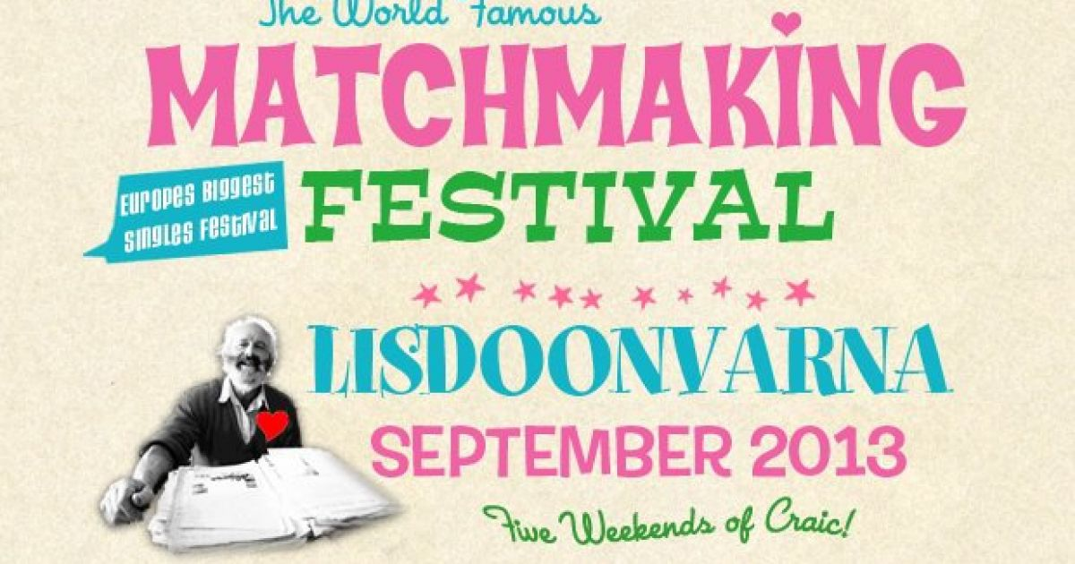 Lisdoonvarna matchmaking festivaali