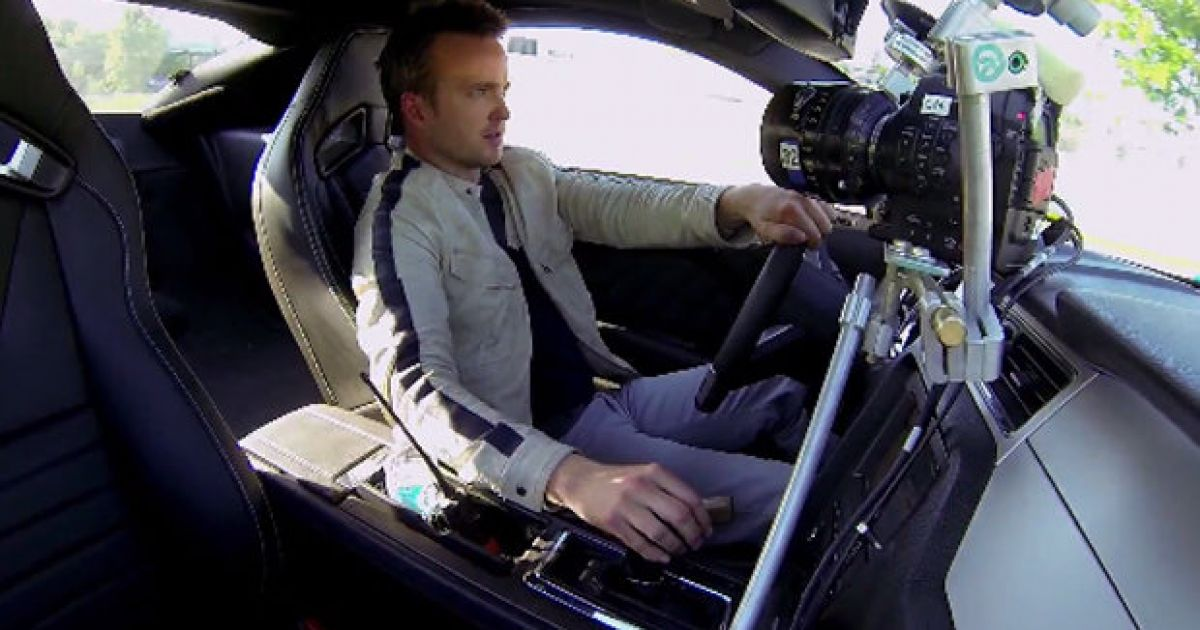 15 Awesome Facts About The Making Of The New Need For Speed Movie