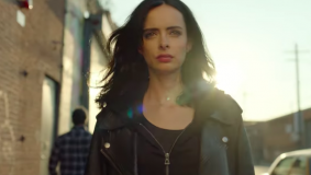 Krysten Ritter is ready and  waiting to return as Jessica Jones