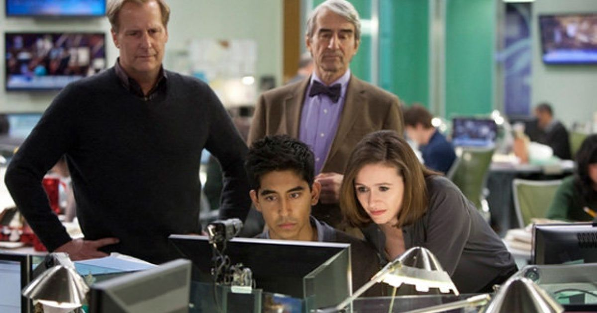 West Wing Newsroom Writer Aaron Sorkin Says Hes Done With Tv