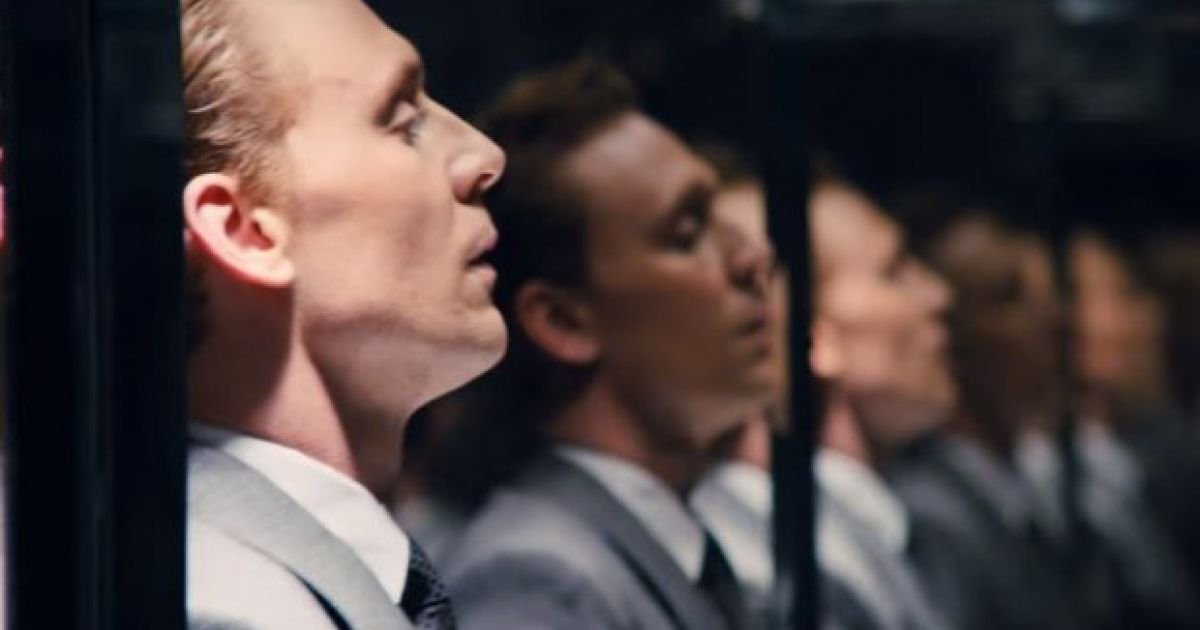 Tom Hiddleston Is Naked In The Trailer For His New Film