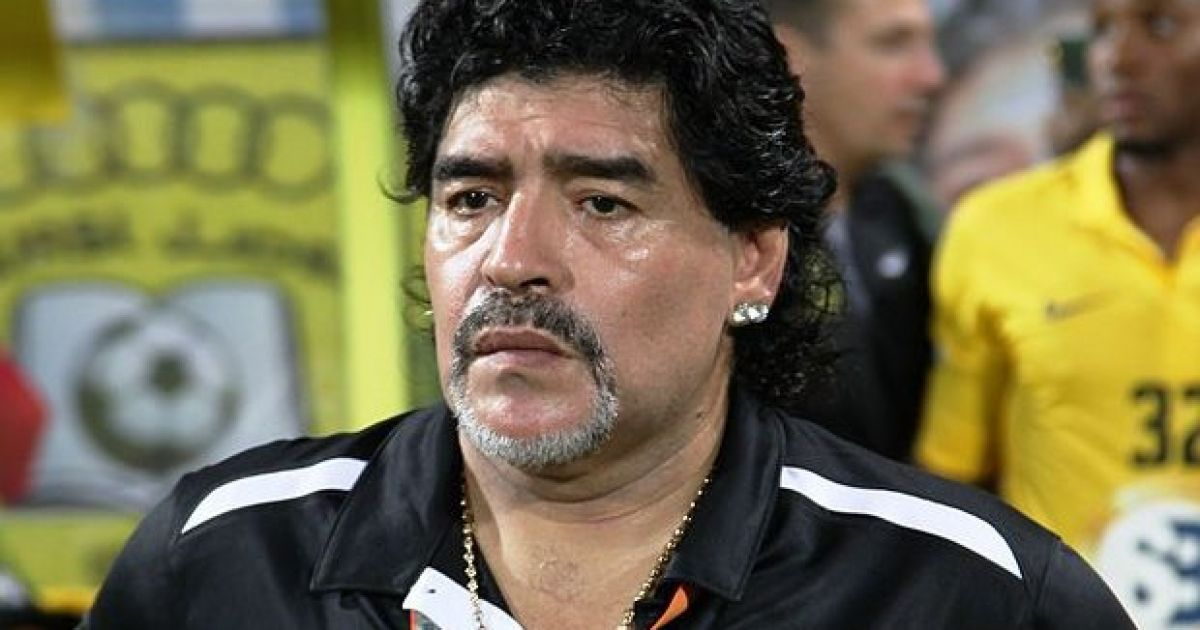 Diego Maradona is suing Konami for using his likeness in PES 2017 7028e2213872a
