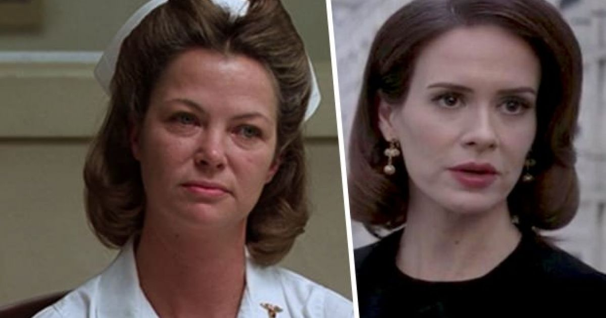 Sarah Paulson To Star In Nurse Ratched Origins Series For Netflix