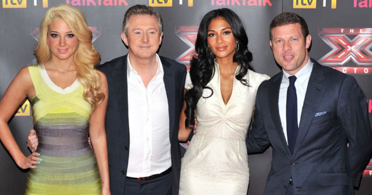Gary Barlow absent from UK X Factor press launch