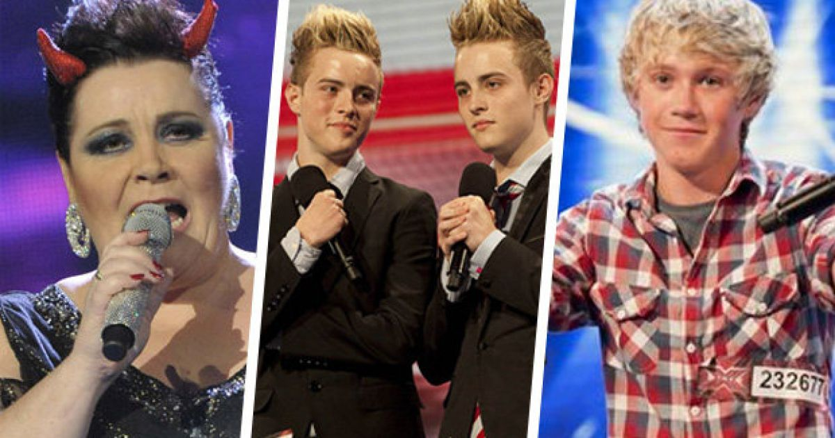 8 unforgettable Irish X Factor contestants